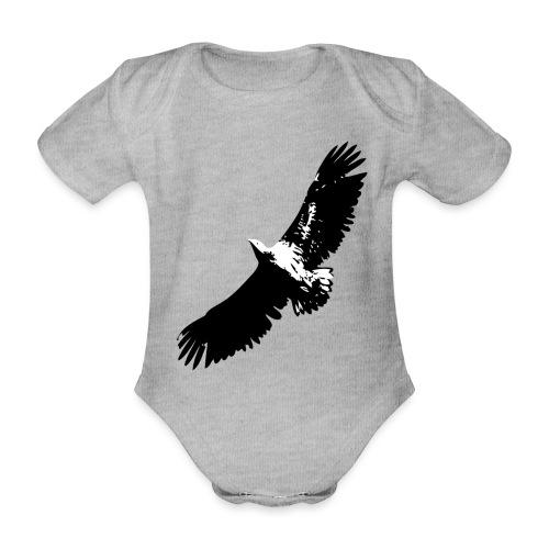 Fly like an eagle - Baby Bio-Kurzarm-Body