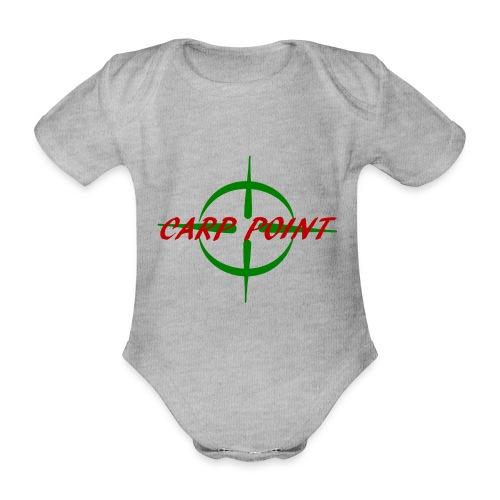 Carp Point - Baby Bio-Kurzarm-Body
