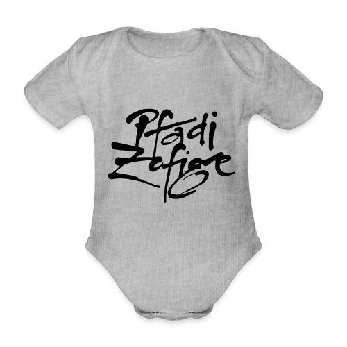 pfadi zofige - Baby Bio-Kurzarm-Body