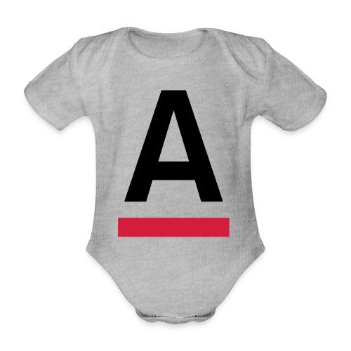 Alliansfritt Sverige A logo 2013 Färg - Ekologisk kortärmad babybody