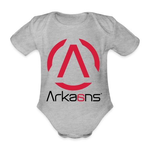 Arkaans Global - Body Bébé bio manches courtes