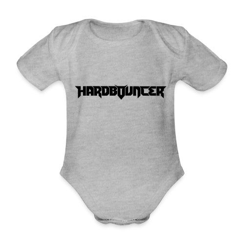 hardbouncer - Baby bio-rompertje met korte mouwen