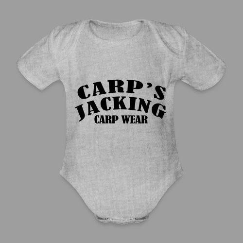 Carp's griffe CARP'S JACKING - Body Bébé bio manches courtes