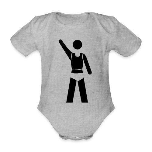 icon - Baby Bio-Kurzarm-Body