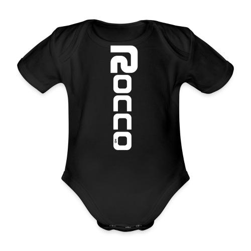 ROCCO-CLASSIC - Baby Bio-Kurzarm-Body