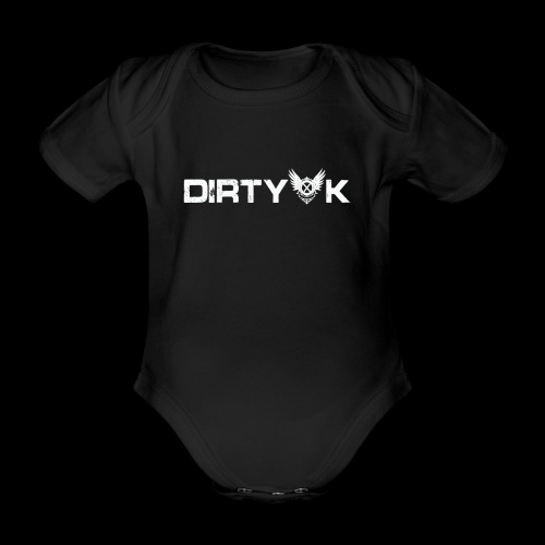 Dirty K 2020 - Organic Short-sleeved Baby Bodysuit