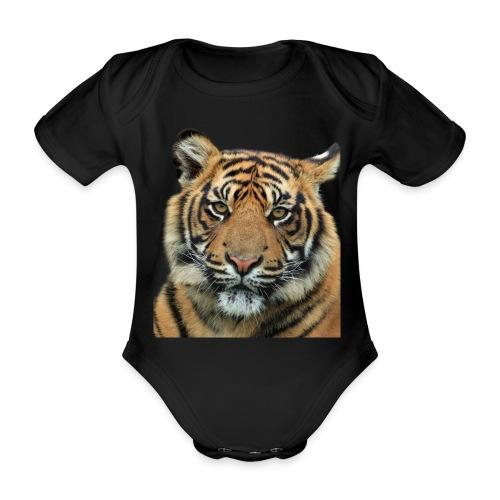 tiger 714380 - Body ecologico per neonato a manica corta