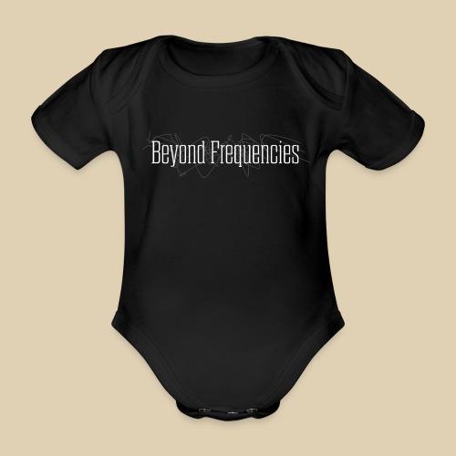 Beyond Frequencies - Classic Design - Baby Bio-Kurzarm-Body