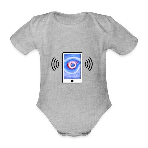 Mira Mira - Organic Short-sleeved Baby Bodysuit