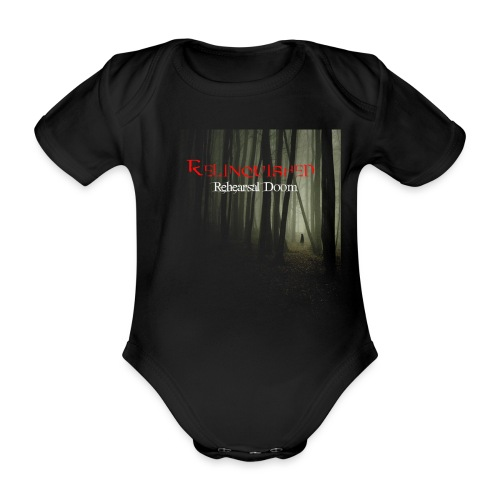 Relinquished Rehearshal - Baby Bio-Kurzarm-Body