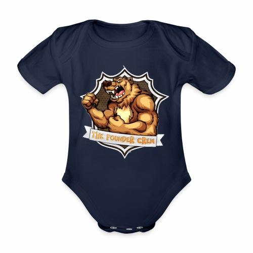 Prodotti Ufficiali della Crew! - Body ecologico per neonato a manica corta