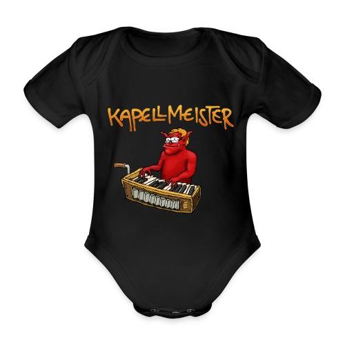 Kapellmeister - Organic Short-sleeved Baby Bodysuit