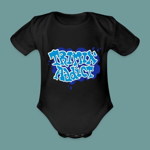 TRIMIX_small - Body Bébé bio manches courtes