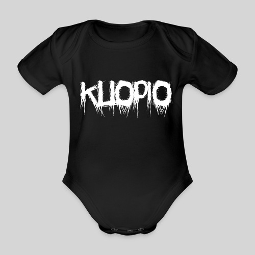 Kuopio - Vauvan lyhythihainen luomu-body