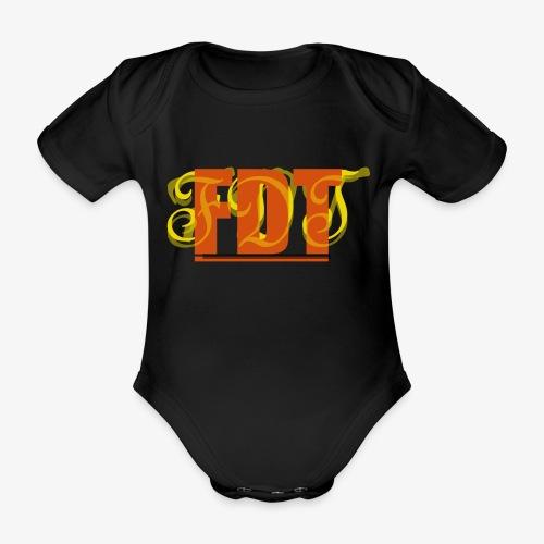 FDT - Organic Short-sleeved Baby Bodysuit