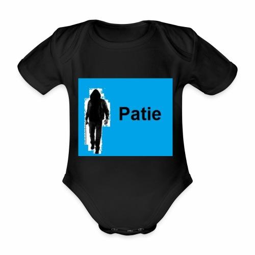 Patie - Baby Bio-Kurzarm-Body