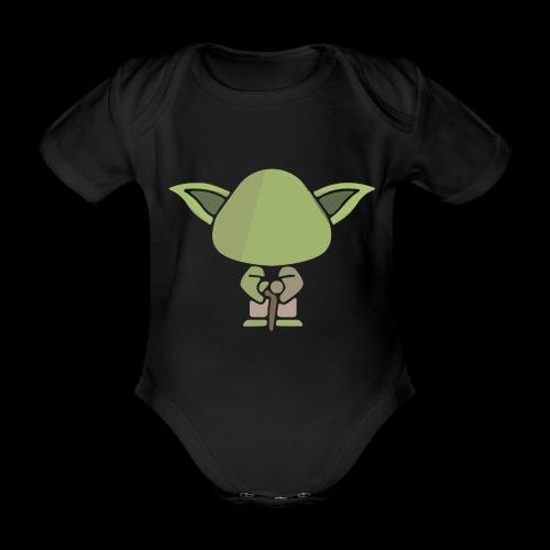 Master - Organic Short-sleeved Baby Bodysuit