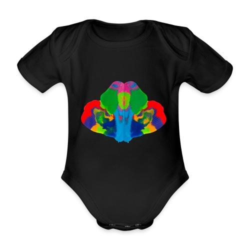 9103 Motiv 99 - Baby Bio-Kurzarm-Body