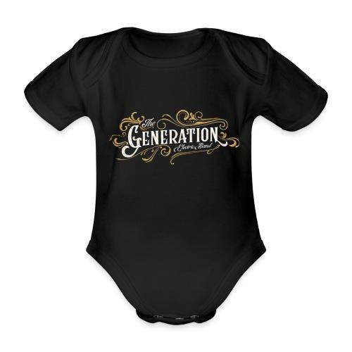 The Generation - Body orgánico de maga corta para bebé