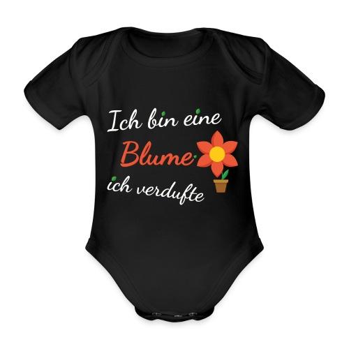 Blume Garten Gärtner Florist Shirt Geschenk - Baby Bio-Kurzarm-Body