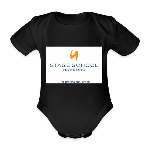 Stage School Hamburg 1 - Baby Bio-Kurzarm-Body