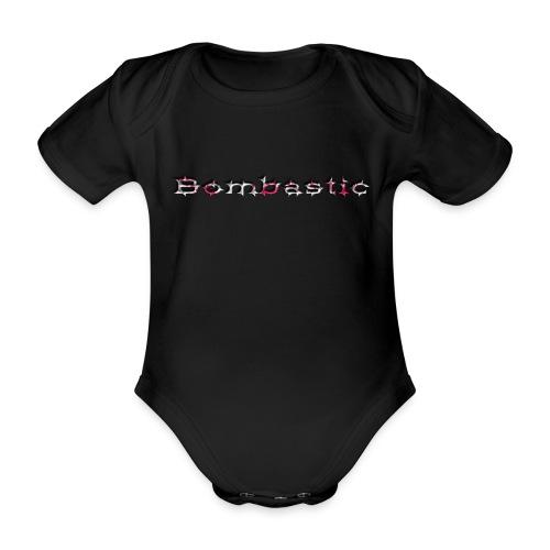 Mme Bombastic - Body Bébé bio manches courtes