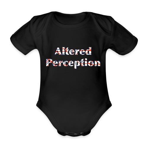 Altered Perception - Organic Short-sleeved Baby Bodysuit