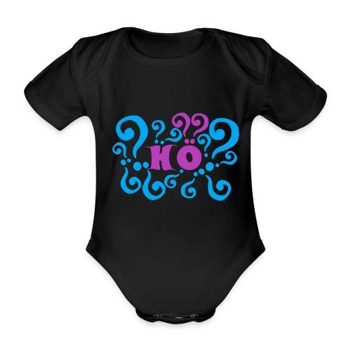 Hö? Hä? WTF? - Baby Bio-Kurzarm-Body