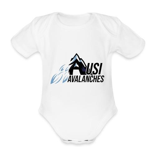 USI Avalanches - Baby Bio-Kurzarm-Body