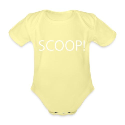 scoop - Baby Bio-Kurzarm-Body