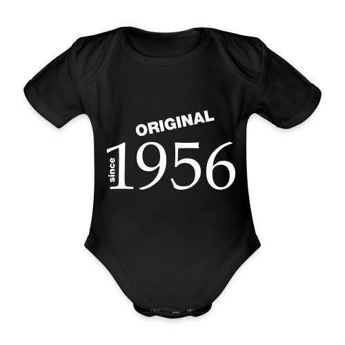 1956 - Baby Bio-Kurzarm-Body
