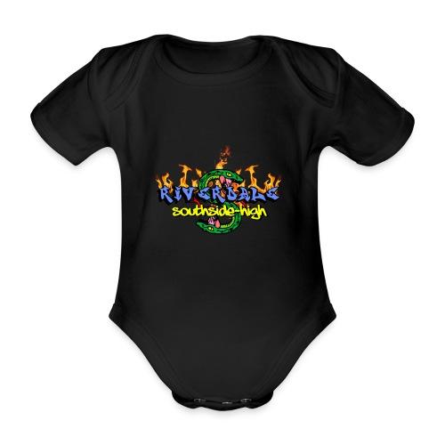 Riverdale Southside High - Baby Bio-Kurzarm-Body