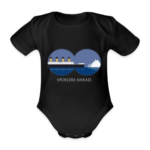 Spoilers ahead. - Baby Bio-Kurzarm-Body