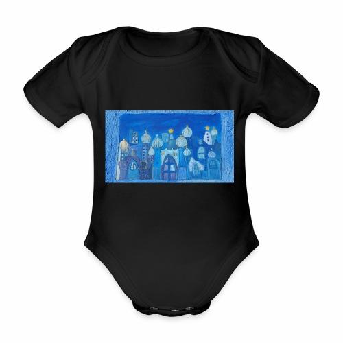 Orientträume - Baby Bio-Kurzarm-Body