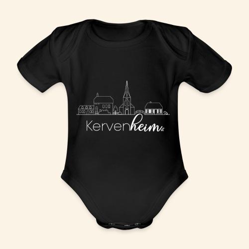 Kervenheim Skyline - Baby Bio-Kurzarm-Body