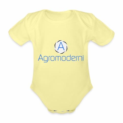 Logo png - Body ecologico per neonato a manica corta