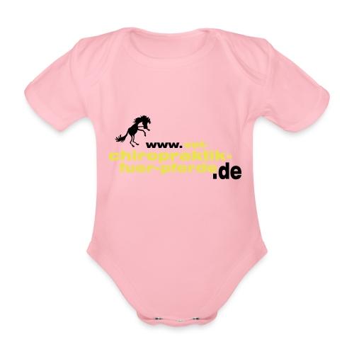 marta - Baby Bio-Kurzarm-Body