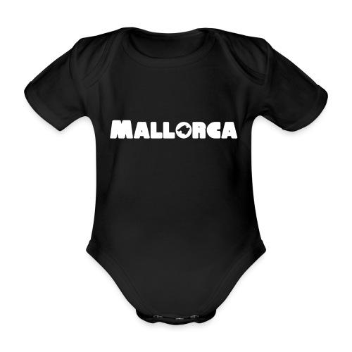 Mallorca - Baby Bio-Kurzarm-Body