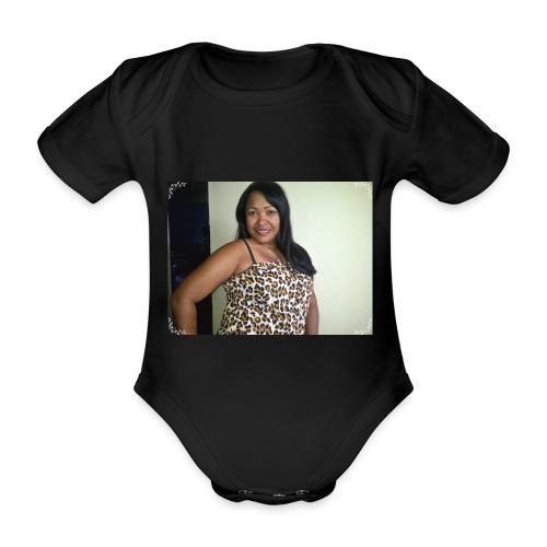 10959981 10205719041952428 6206657231243240887 o - Body orgánico de maga corta para bebé