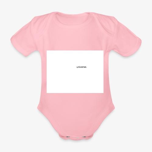 UNIVERSE BRAND SPONSOR - Body ecologico per neonato a manica corta