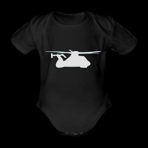 Comanche 2 - Baby Bio-Kurzarm-Body