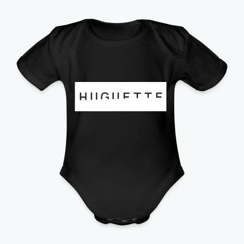 Huguette - Body Bébé bio manches courtes