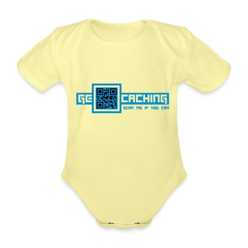 QRCode - 2colors - 2011 - Baby Bio-Kurzarm-Body