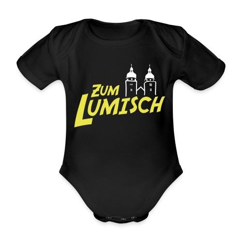 Zum Lumisch - Baby Bio-Kurzarm-Body