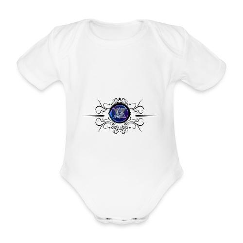 EUPD NEW - Organic Short-sleeved Baby Bodysuit