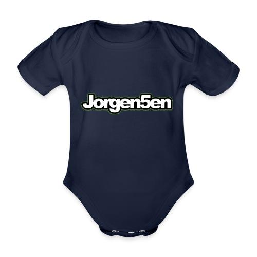 tshirt - Kortærmet babybody, økologisk bomuld