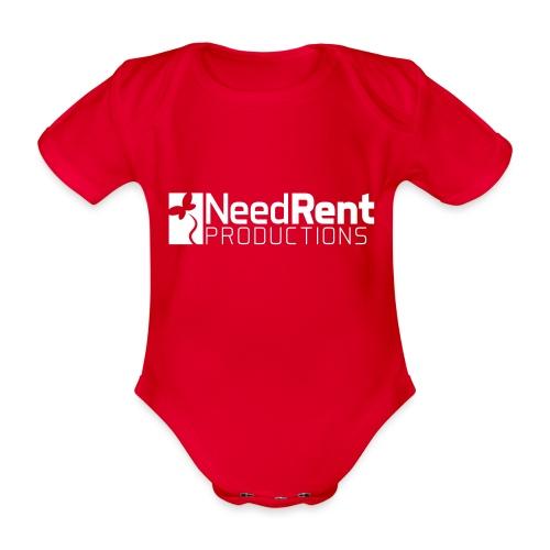 NeedRent Produktions - Kortærmet babybody, økologisk bomuld