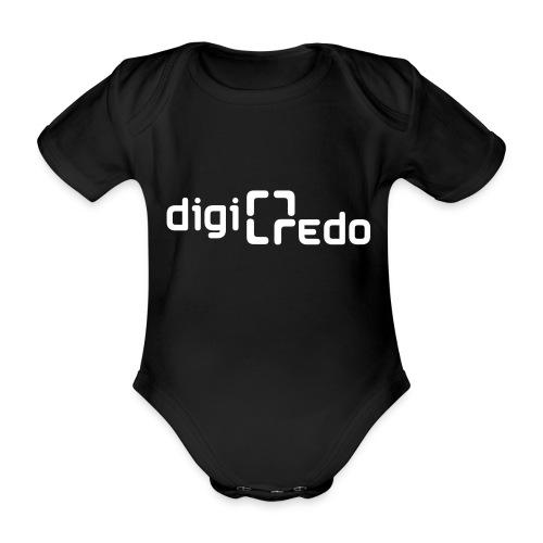 digiredo2 w - Baby bio-rompertje met korte mouwen