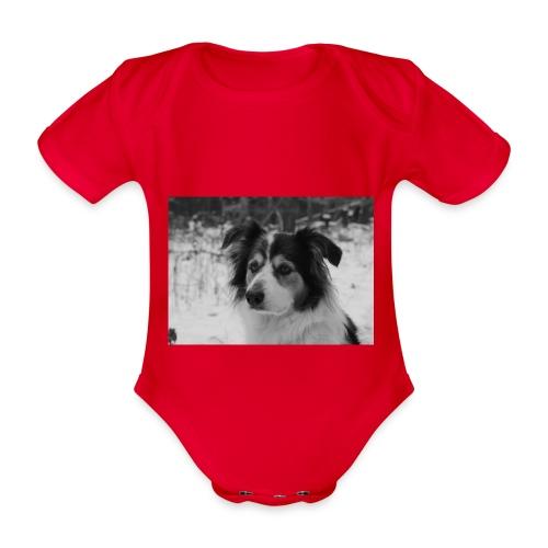 Skippy Winter - Baby Bio-Kurzarm-Body