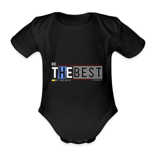 Be the best - Baby Bio-Kurzarm-Body